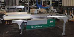 scie altendorf f45 licharz france